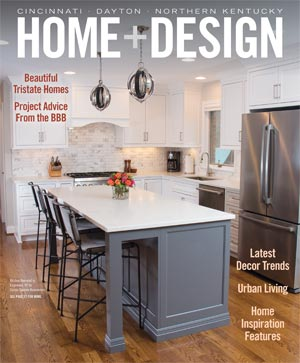 Home + Design Spring 2020 cover