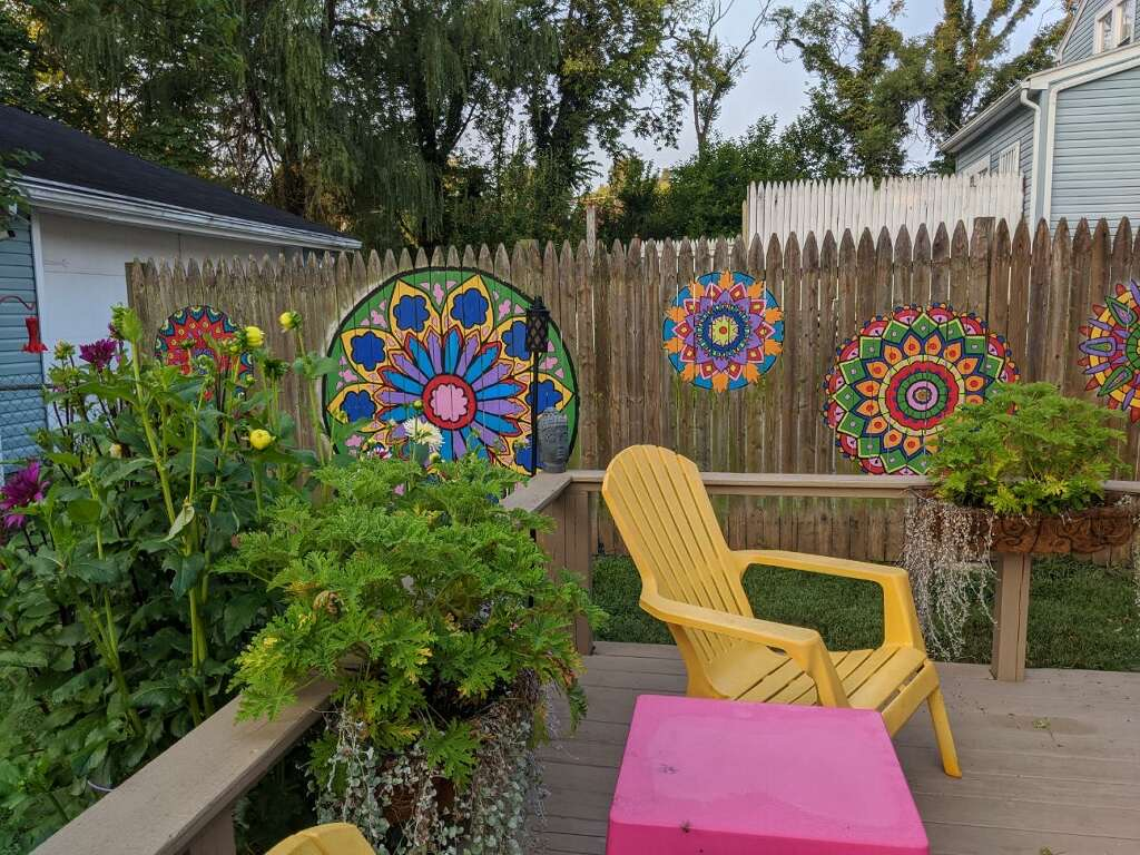 The Great Garden Mandalas